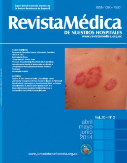 Revista Médica Vol.20 No.2